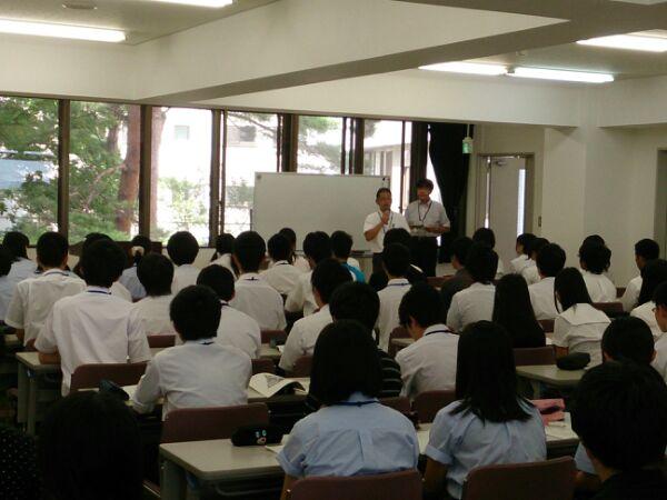 合同学習セミナー開講式
